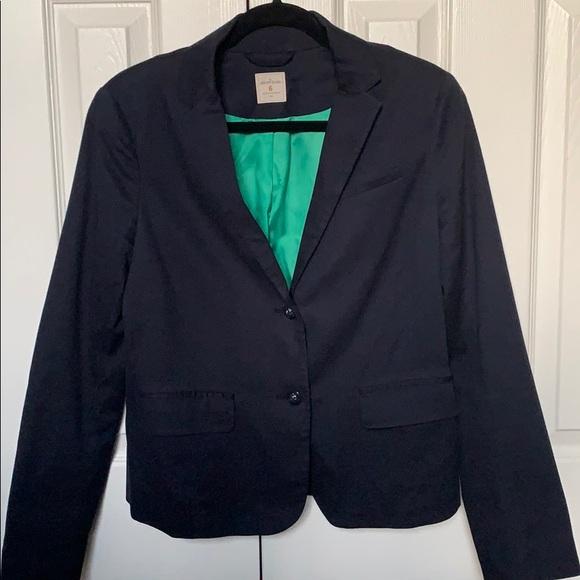 GAP Jackets & Blazers - Gap Academy Blazer in Indigo Blue